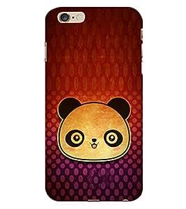 EPICCASE baby panda Mobile Back Case Cover For Apple iPhone 6 Plus (Designer Case)
