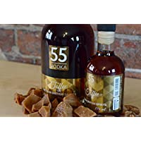 55 Above Toffee Vodka - 70cl 35% abv