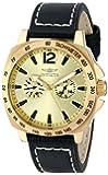 Invicta Specialty Men's Quartz Watch with Leather Strap