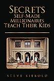 Secrets Self-Made Millionaires Teach Their Kids (English Edition)