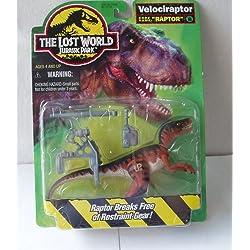 Jurassic Park The Lost World Velociraptor Dinosaur by Jurassic Park