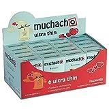 muchacho Preservativi ultra fini, 20 scatole da 6 pezzi
