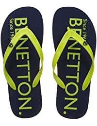 3d432591e2ac1f United Colors of Benetton Men s Core SS 15 Flip-Flops and House Slippers