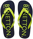 #10: United Colors of Benetton Men's Core SS 15 Flip-Flops and House Slippers