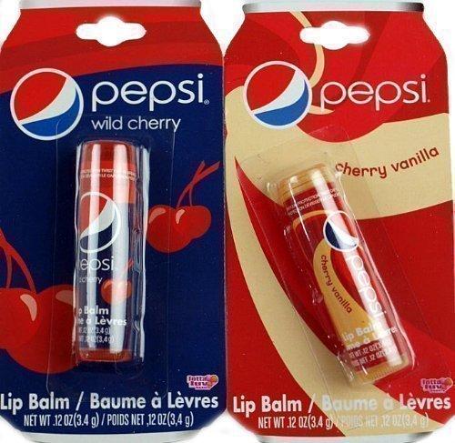 set-of-2-novelty-pepsi-cola-lip-balms-vanilla-and-cherry-coke-flavour
