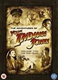 The Adventures of Young Indiana Jones, Vol. 2: The War Years [9 DVDs] [UK Import] -
