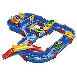 AquaPlay MegaBridge 8700001628, Waterbaan Speelset, met Accessoires, voor Kinderen vanaf 3 Jaar