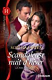 Scandaleuse nuit d'hiver : Les frères Wellingham - 1 (French Edition)