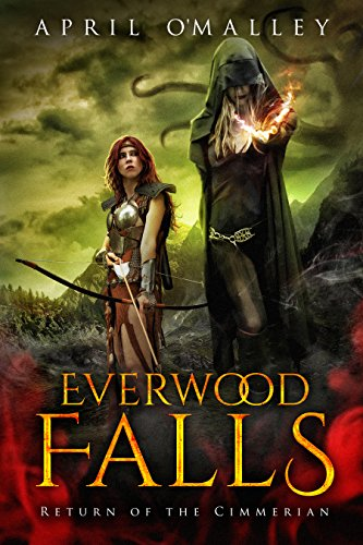 Everwood Falls: A LitRPG Adventure (LARP Gone Wrong Book 1