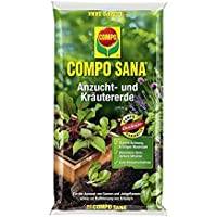Compo Sana–Cultivo de suelo y hierbas, 10L