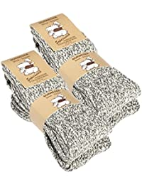 2 oder 4 Paar Norwegersocken (Wollsocken), Stricksocken. Für Damen und Herren..