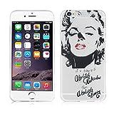 Coque iPhone 6 Plus 6s Plus silicone transparente | JammyLizard | Coque silicone...