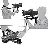 DSLR Rig Kit spalla Monte fotografia fotocamera spalla Staffa multifunzionale trasformatori film DV DSLR stabilizzatore di smorzamento