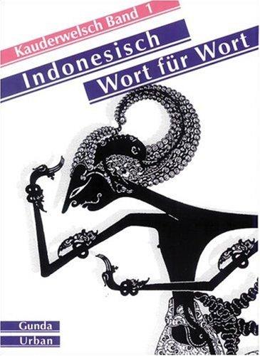 Kauderwelsch, Indonesisch Wort für Wort