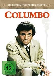 Columbo - Die komplette vierte Staffel [3 DVDs]