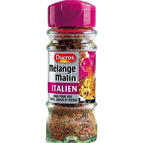 Ducros Flacon duc les mélanges cuisinez à l'italienne 30g - ( Prix Unitaire ) - Envoi Rapide Et Soignée