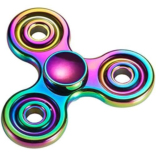 fidget spinner el nuevo juguete de moda Mushroom & spinner, digihero anzuelo Fidget juguete con cerámica de alta velocidad Rodamientos, EDC Focus juguete ideal para añadir, ADHD, ansiedad mano Spinner, 29