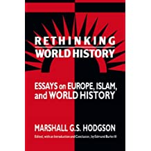 Rethinking World History: Essays on Europe, Islam, and World History (Studies in Comparative World History)
