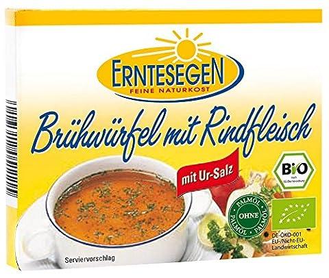 Erntesegen Bio Brühwürfel mit Rindfleisch (6 x 72 gr)