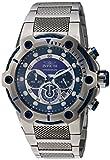 Invicta Bolt Reloj de hombre cuarzo correa y caja de acero dial azul 25463