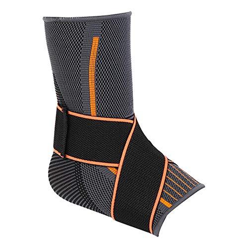 Fußgelenk, verstellbar, Gelenkstütze, beidseitig, Kompressions-Bandage, Schmerzlinderung für Sport und Fitness