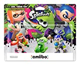 Splatoon Series amiibo 3-Pack