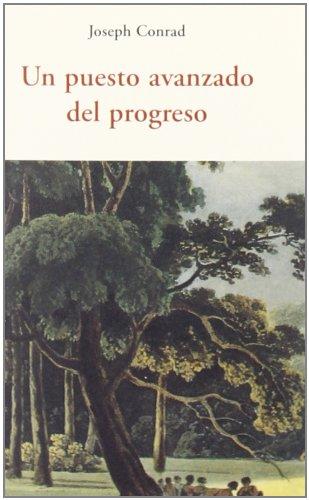 PUESTO AVANZADO DEL PROGRESO Cover Image