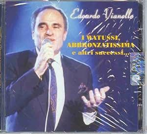 edoardo vianello i watussi abbronzatissima (Audio CD) Italian Import