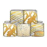 Kleenex Fazzoletti Collection Oval in Scatola, 10 Confezioni da 64 Pezzi, Modelli assortiti