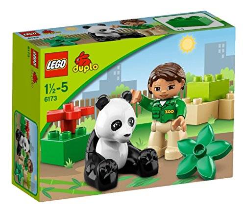 LEGO Duplo 6173 - Pandabär Panda Versorgt
