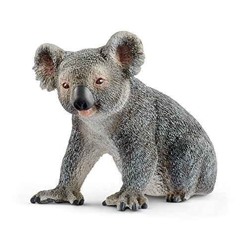 Schleich Koala macho, color gris, multicolor (14815)