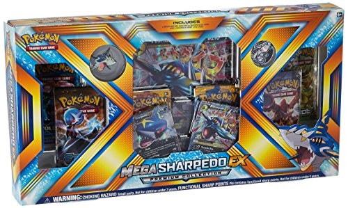 Pokémon - Jeux de Cartes - Coffret - Mega Camerupt Ex Premium Collection En Anglais