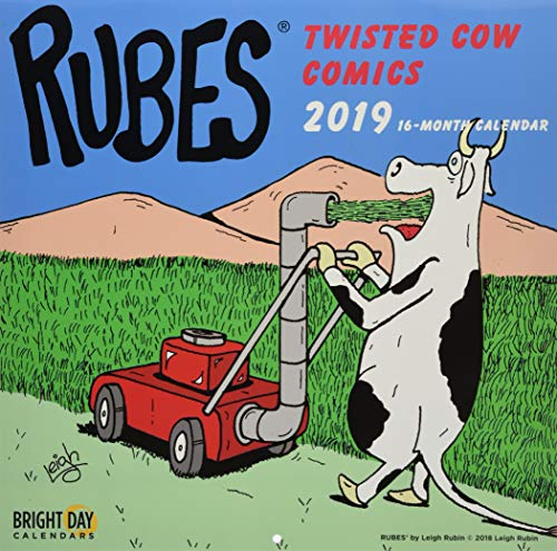 Rubes Twisted Cow Comics 2019 (LICENCED)