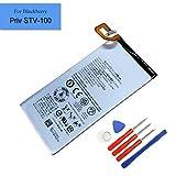 Batteria sostitutiva BAT-60122-003 compatibile con BlackBerry Priv STV100-1 / STV100-4 / Venezia BlackBerry HUSV1