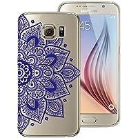 Yokata Samsung Galaxy S6 Hülle Transparent Weiche Silikon Handyhülle Schutzhülle TPU Handy Tasche Schale Etui... preisvergleich bei billige-tabletten.eu