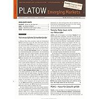PLATOW Emerging Markets [Jahresabo]