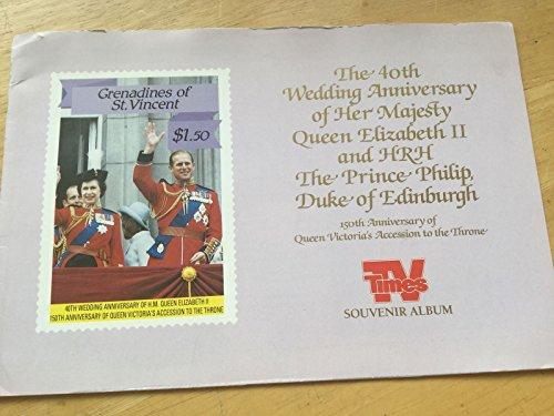 Erinnerungsstempel Alben der königlichen Familie