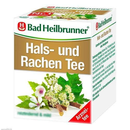 Bad Heilbrunner Tee Hals- und Rachen 1er Pack