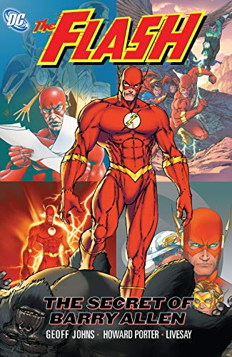 The Flash (1987-2009): The Secret of Barry Allen (English Edition ...
