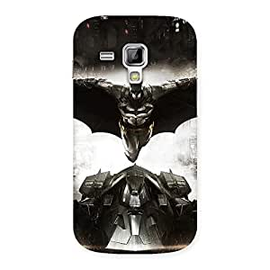 Stylish At Car Back Case Cover for Galaxy S Duos