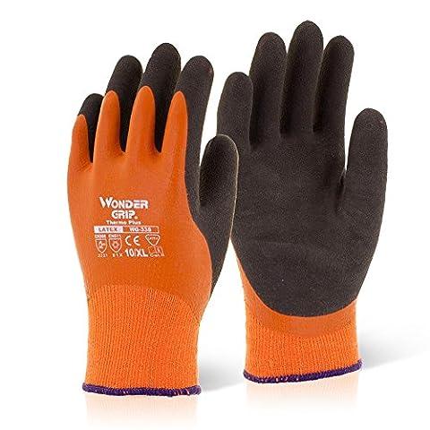 LARGE Winter Wonder Grip Waterproof Thermo Plus Nylon Lined &