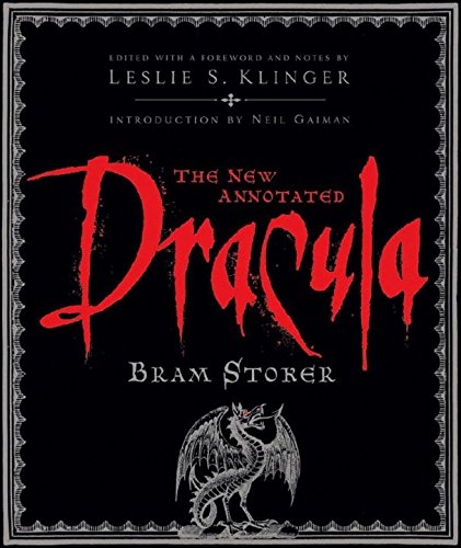 The New Annotated Dracula (The Annotated Books) por Bram Stoker