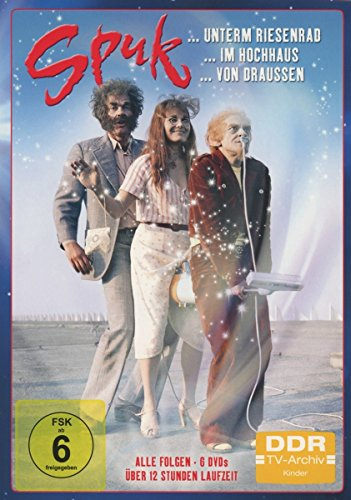 Spuk - Komplettbox (6 DVDs)