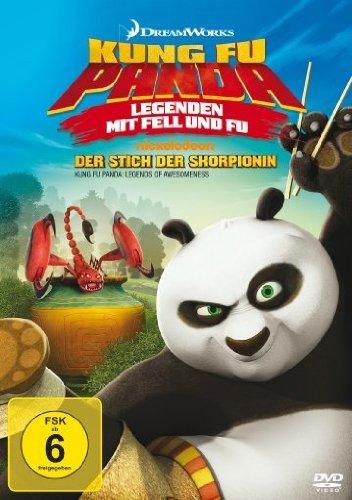 Legenden mit Fell und Fu, Vol. 2: Der Stich der Skorpionin