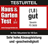 Sous Vide Set: Melissa Garer + Severin FS 3609 Vakuumierer + 50 Folienbeutel -
