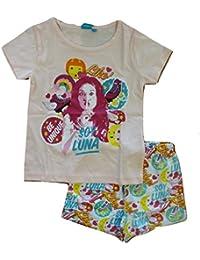 Soy Luna SLFS27405, Camiseta para Niños