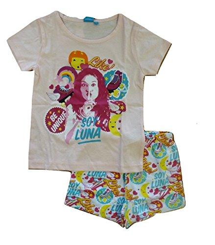 Soy Luna SLFS27405, Camiseta Para Niños Soy Luna