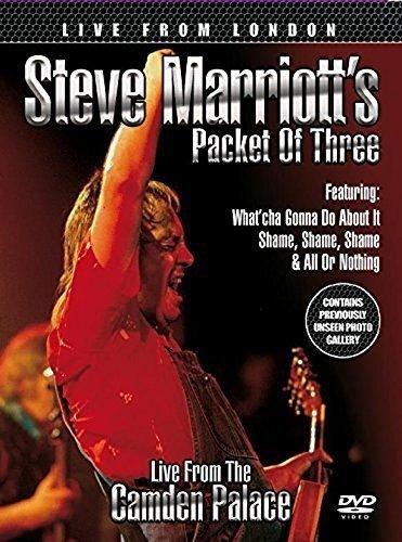 Steve Marriott's Packet Of Three - Live from London [DVD] (region 0) [UK Import]