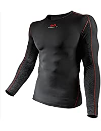 McDavid 8800 Compression Recovery Shirt (Black, XX-Large) by McDavid