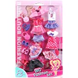 Simba Toys 105721057 - Evi Love Big Fashion Set